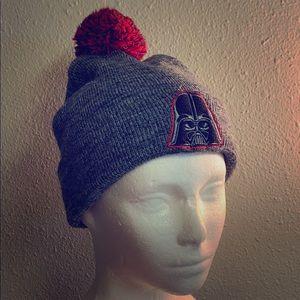 ✅ STAR WARS Stocking Cap Winter Hat Darth Vader